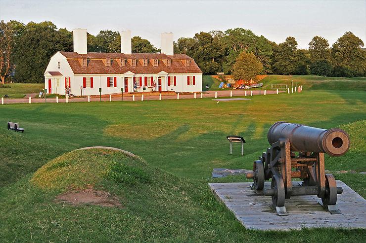 Annapolis Royal : village historique de la Nouvelle-Écosse