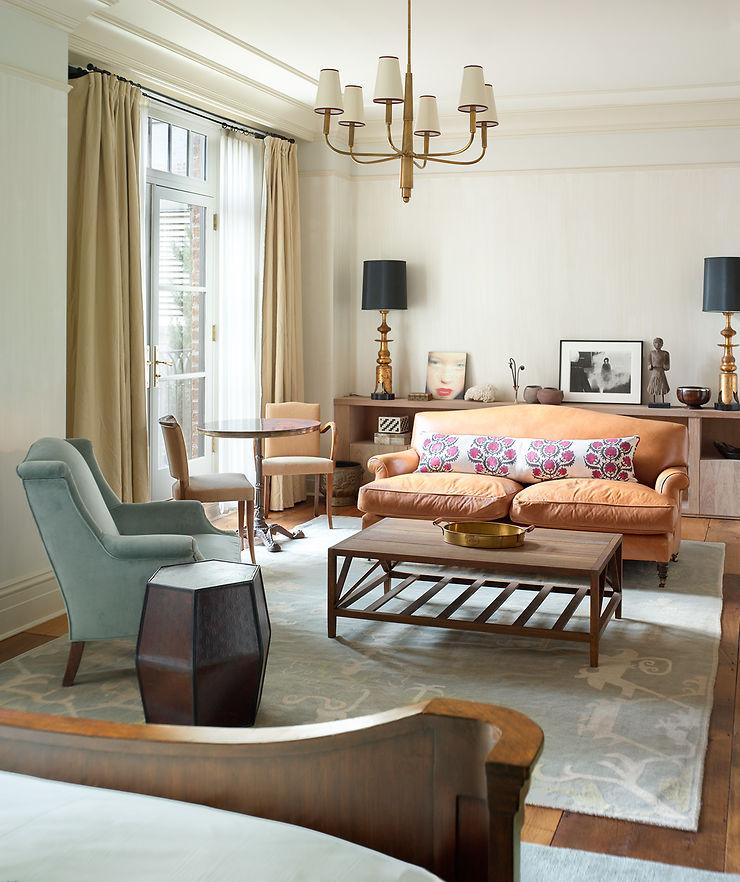 Greenwich Hotel (New York) : l'hôtel de Robert de Niro