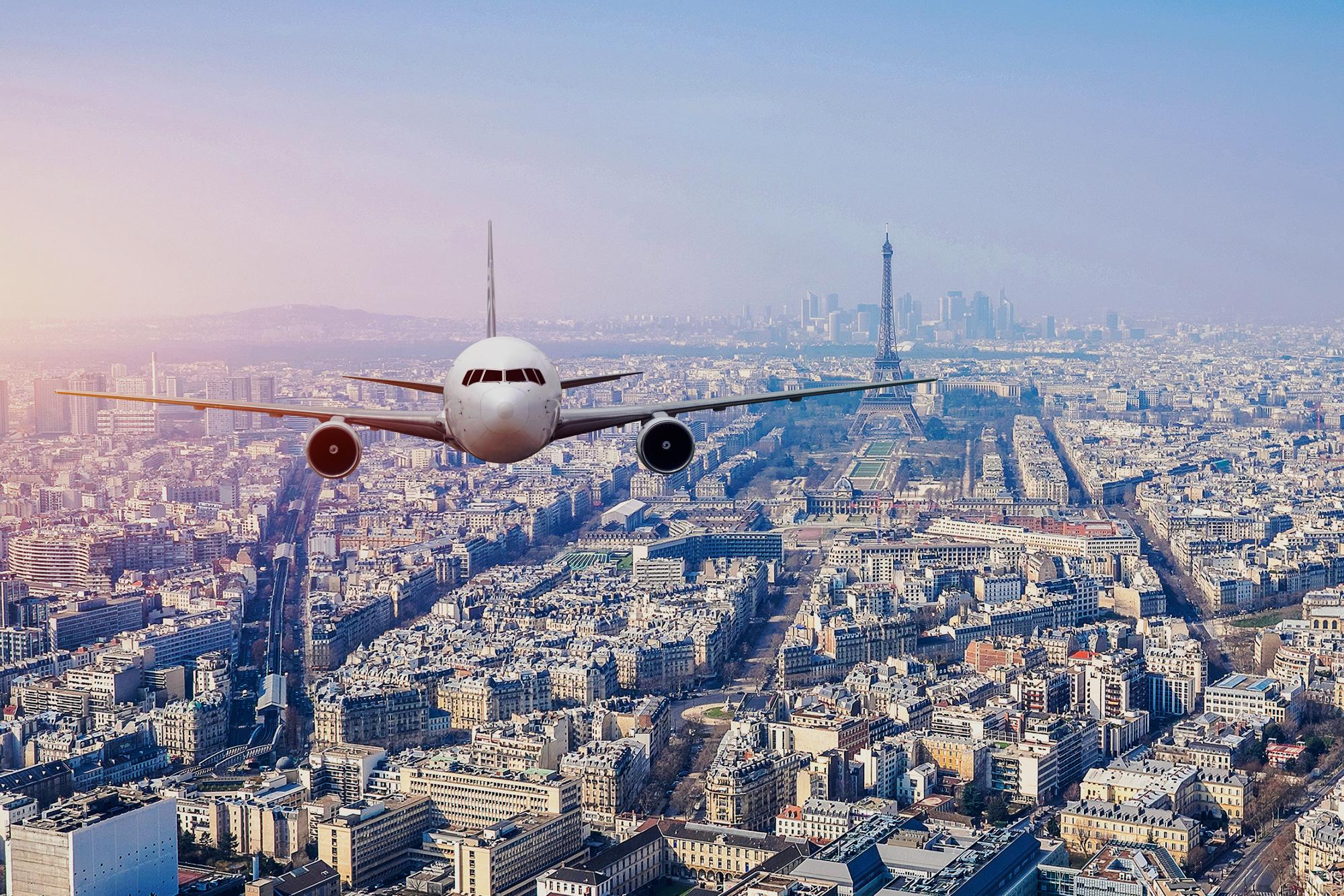 Covid-19 - Test négatif obligatoire pour tout voyageur hors Europe arrivant en France
