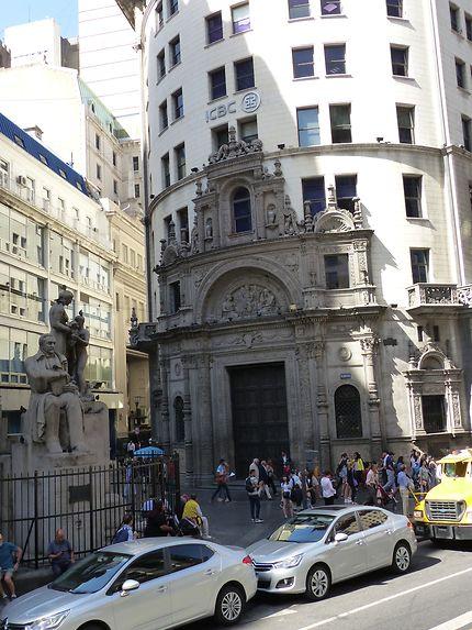 Un bel immeuble ancien