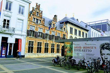 La maison de Rubens à Anvers
