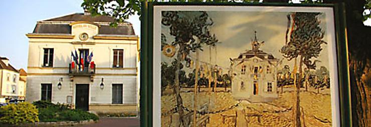 Auvers-sur-Oise, sur les traces des impressionnistes