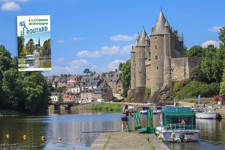 Les canaux de Bretagne avec le Routard