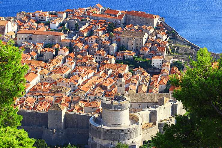 Croatie - Vueling ouvre un vol direct Paris-Dubrovnik