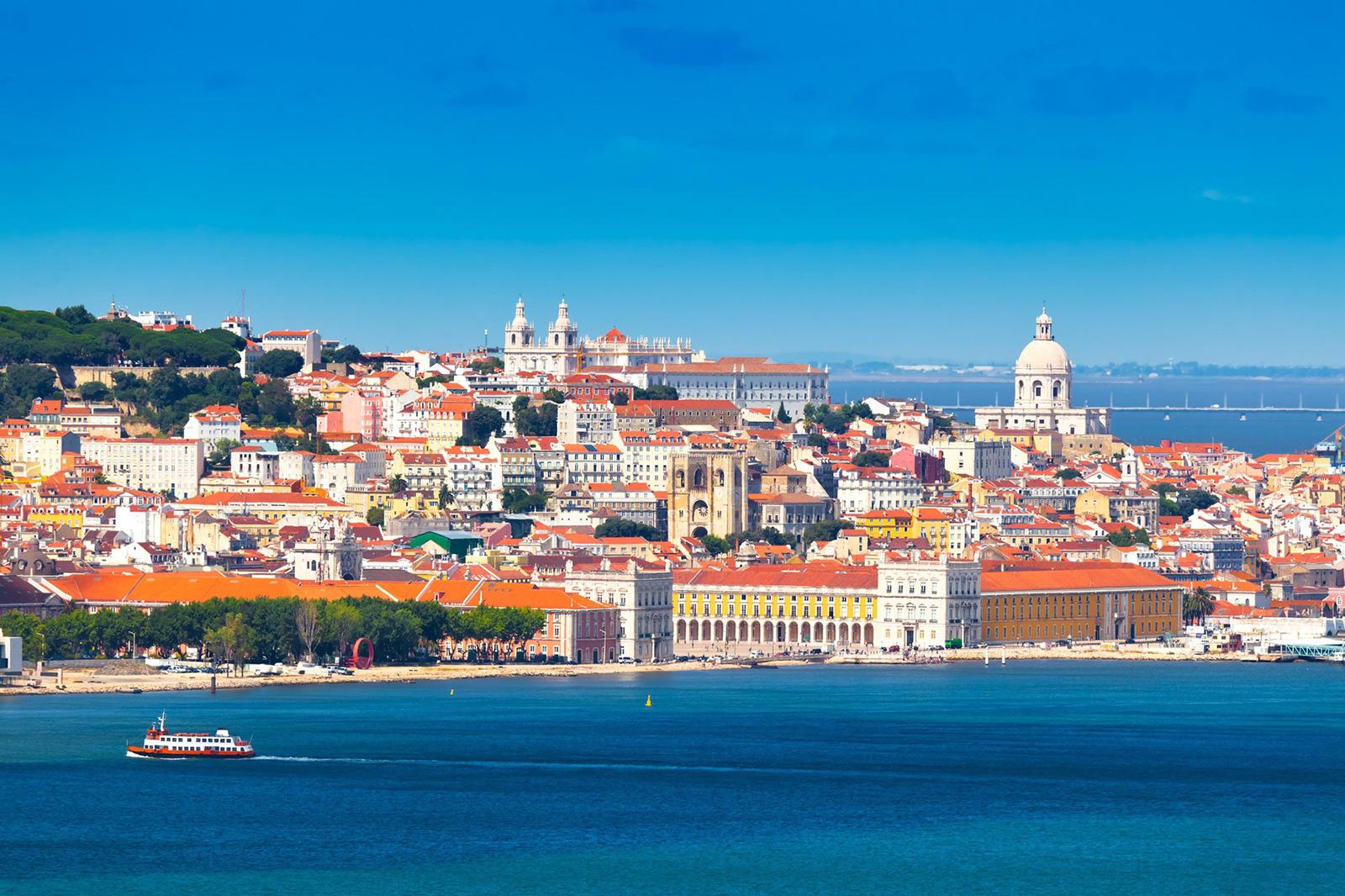 Portugal - Lisbonne capitale verte européenne 2020