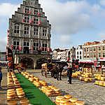 Le marché du Gouda