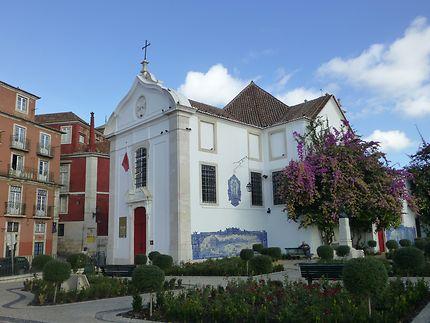 Belle église, Lisbonne