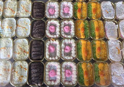Bonbons indiens de Mumbai