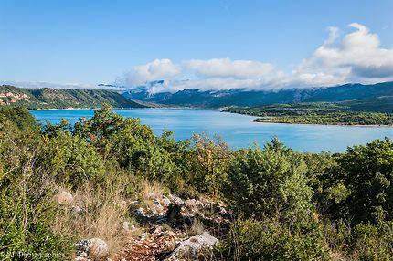 Randonnée au Lac de Sainte-Croix