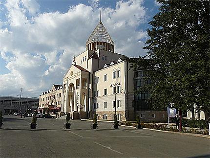 Le parlement du haut karabagh