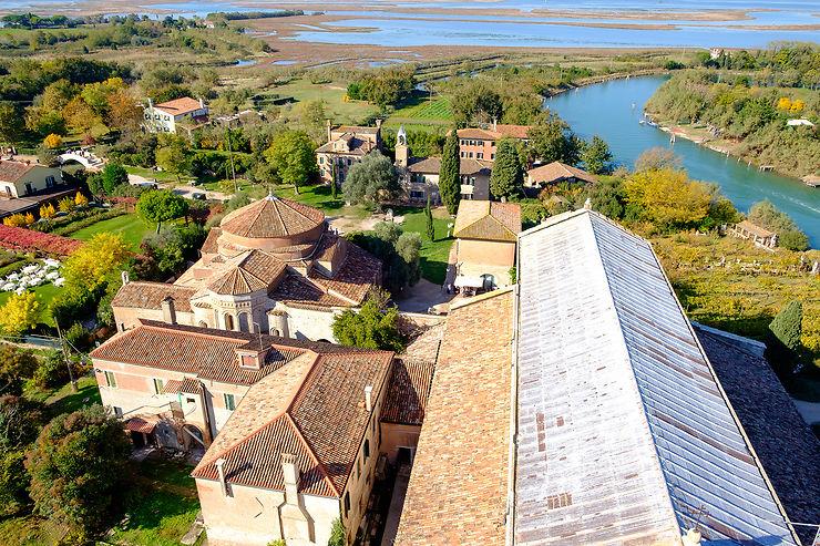 Torcello : l'île aux amoureux