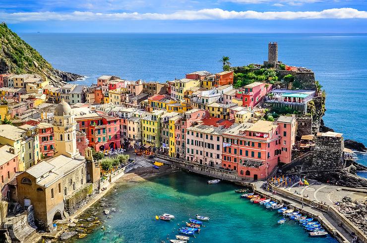 Chambre D Hotes Les Cinque Terres Italie