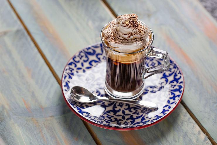 Faire une pause dans un café viennois