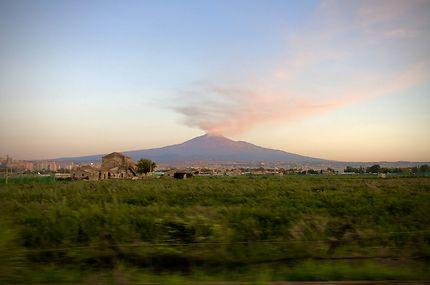 Etna matinal
