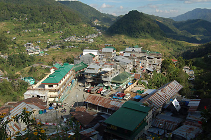 Manille-Banaue, plus de dix heures de route…