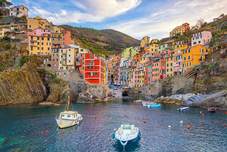 Les villages des Cinque Terre