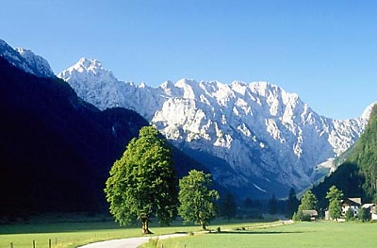 Les charmes discrets de la Slovénie