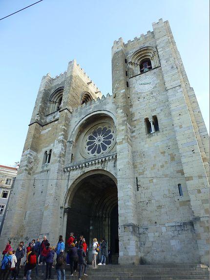 Au pied de la cathédrale Sé Patriarcal