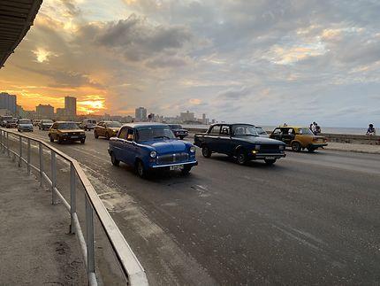 Malecón, quand tu t'animes...