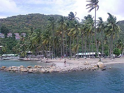 Marigot bay st Lucie