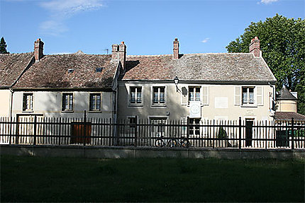 Maison ou séjourna Gustave III de Suède