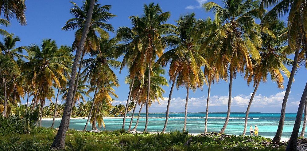 Dans les Caraïbes, d'îles en îles ... souvenirs. (troisième partie, de République Dominicaine à Key West)