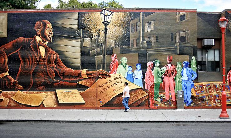 Les murals : Philadelphie, capitale du street art