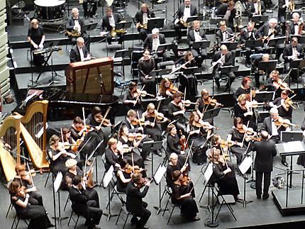 Orchestre aux Folles journées de Nantes