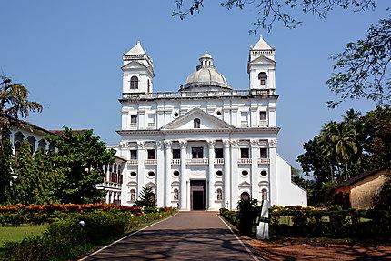 Eglise portugaise à Old Goa