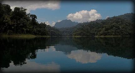 Promenade en canoë sur Khao Lak