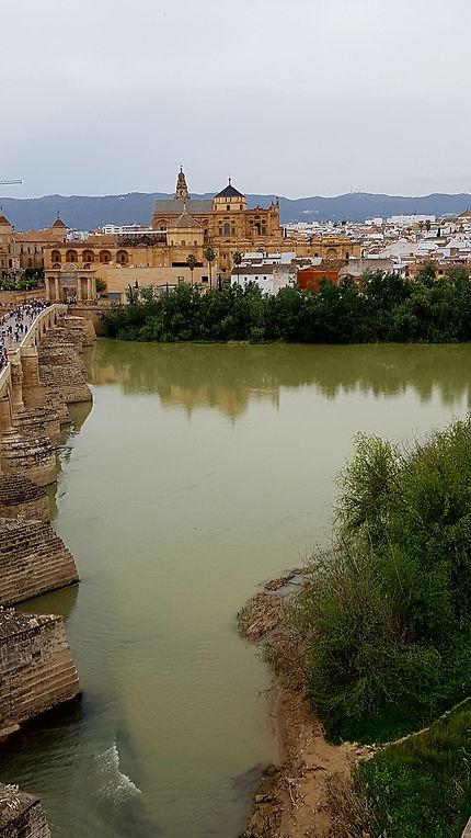 Le Guadalquivir à Cordoue