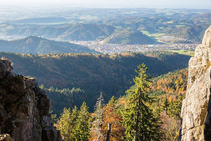 Route panoramique de la Forêt-Noire