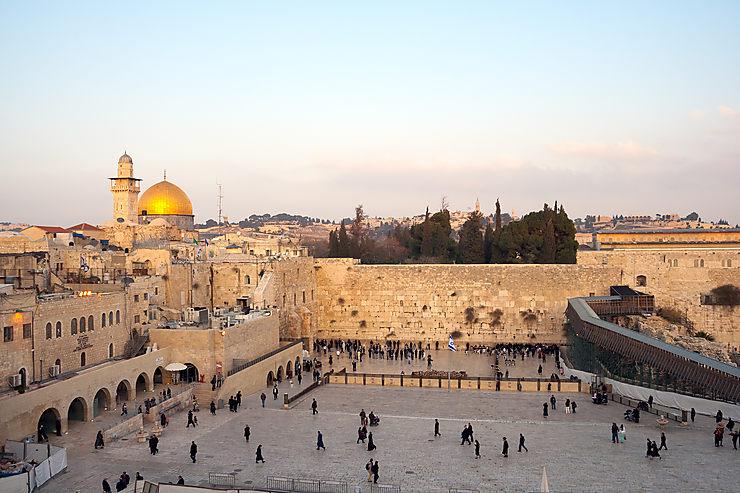Israël : Jérusalem et Tel-Aviv, city breaks intenses