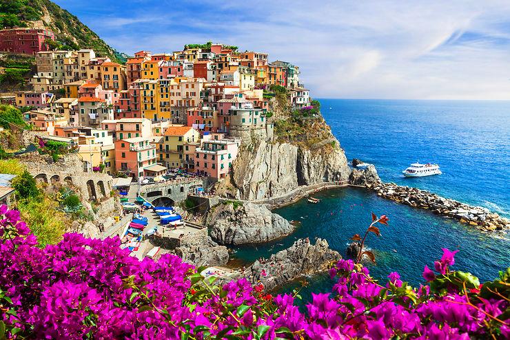 Italie - Tongs et sandales interdites aux Cinque Terre : jusqu'à 2 500 € d'amende !