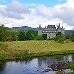 Le château d'Inveraray