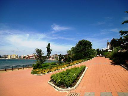 Sud de Sunny beach