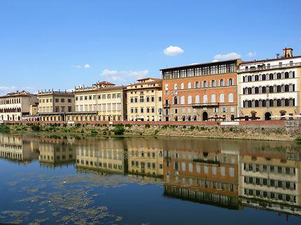 Lungarno Torrigiani à Florence