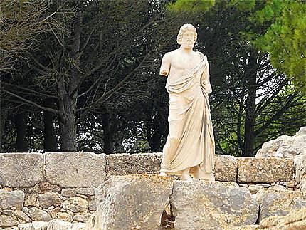 Asclépios Dieu de la médecine