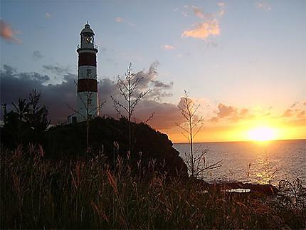 Belle Vue phare à Albion