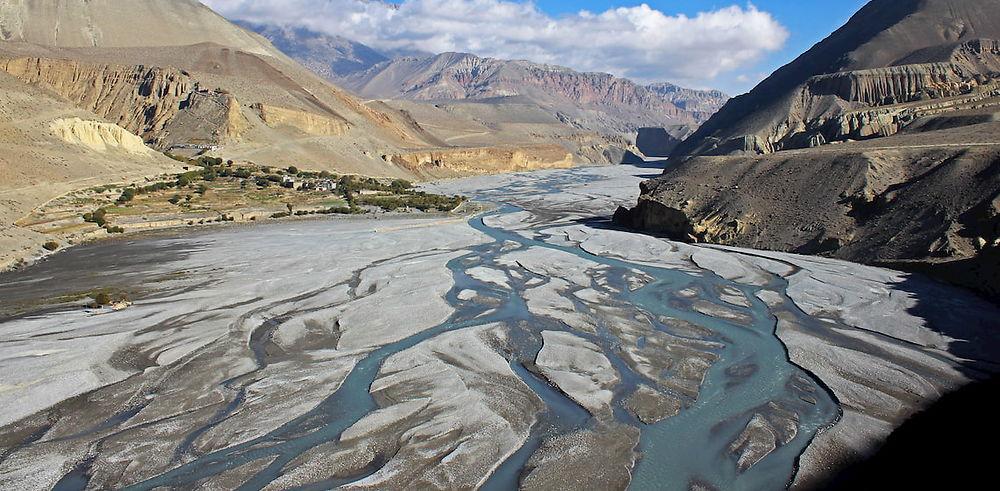 Trek au Népal : le Mustang