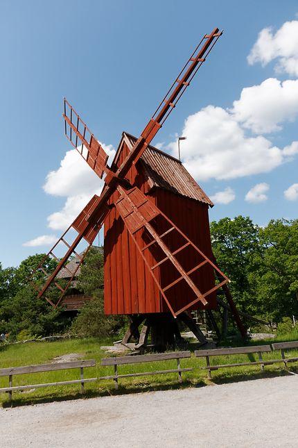 Moulin au Skansen