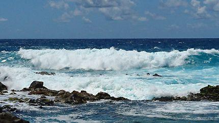 Mer agitée à La Cambuse
