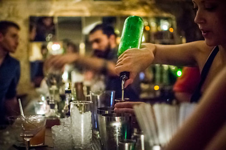 Les bars cachés en France