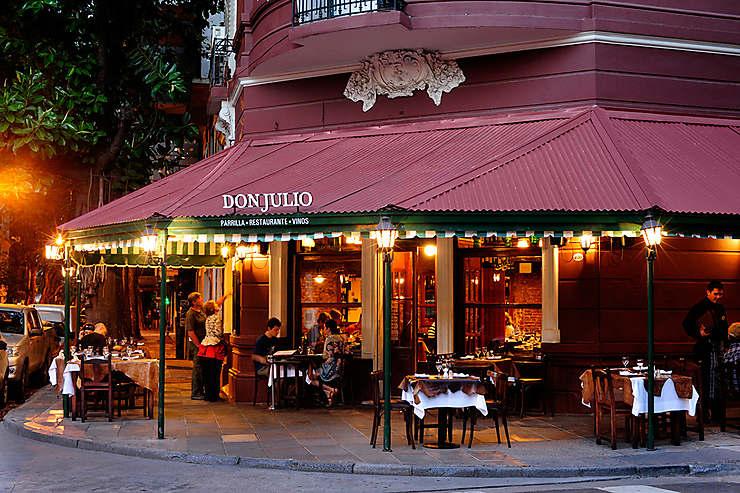 Parrilla Don Julio Restaurant, Buenos Aires