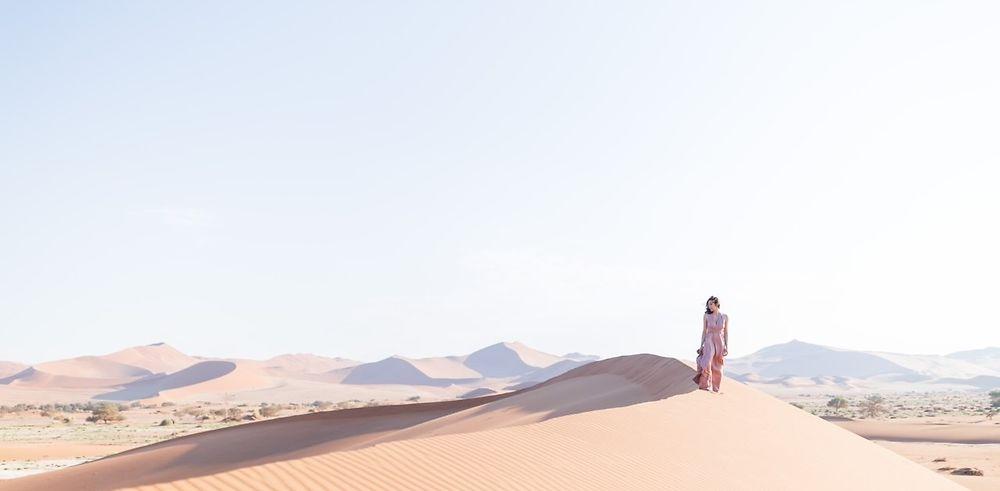 La Namibie en Avril, version aventurière