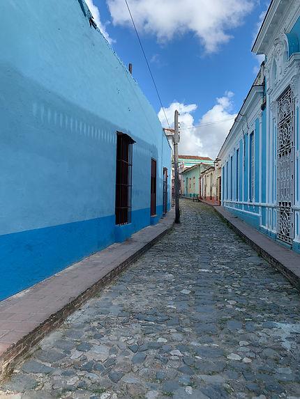 Cuba et ses ruelles colorées