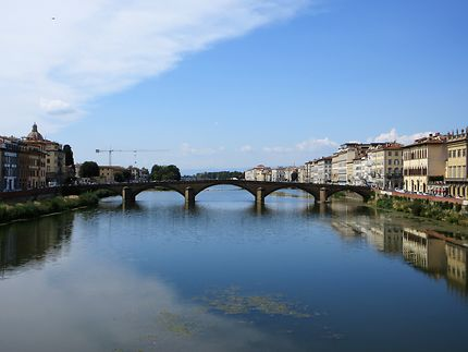 Ponte Alle Grazie à Florence