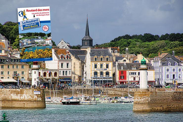 Les ports de Bretagne Sud avec le Routard des mers