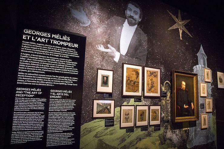 Musée Méliès, la magie du cinéma