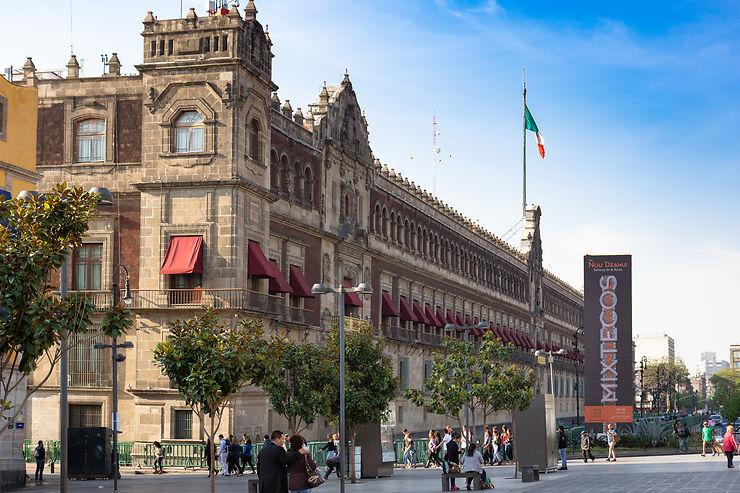Zócalo, Mexico - Mexique